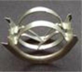 供应金属矩鞍环
