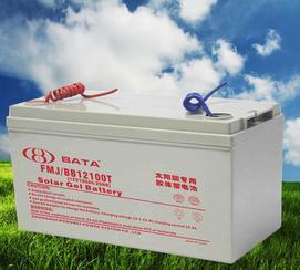 上海鸿贝12V100AH太阳能蓄电池,胶体蓄电池,蓄电池