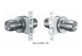 日本美和MIWA门锁 HM型横栓单闩锁
