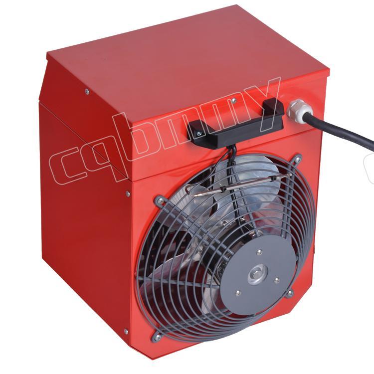 防爆电暖风机_深圳油漆干燥电暖风机 防爆手提式15KW油漆烤干热风机_CO土木在线