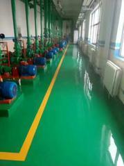 河南郑州优质环氧地坪漆厂家多少钱一平方