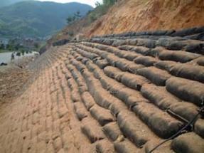 济南市植生袋施工,植生袋价格,植生袋报价
