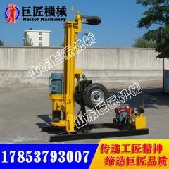 巨匠KQZ-200D深孔简易型自行式气动打井机 气动水井钻机