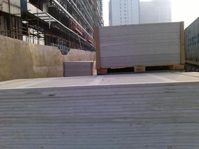 24mm水泥压力板、钢结构楼板
