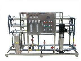 纯净水反渗透水处理设备