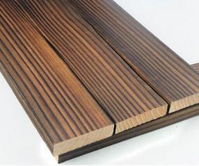 碳化木地板