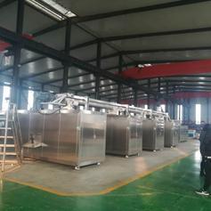 HK-SCJ10000B大型厨房垃圾生化处理设备