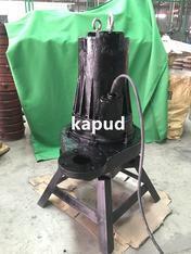 潜水离心式曝气机QXB1.5 污水处理曝气机 水下曝气机