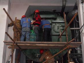 电厂凝汽器清洗 冷凝器高压水清洗公司