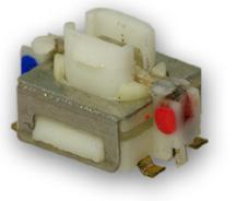IP67防水防尘带灯贴片轻触开关 电子竞技专业机械键盘按键轻触开关