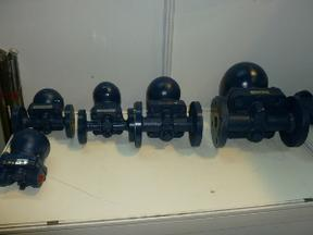 DSC浮球式法兰疏水阀