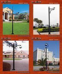 监控杆北京中创安13488855731庭院灯道路灯草坪灯高杆灯景观灯摄像机杆交通标志杆交通信号杆