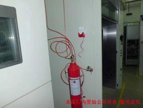 感温自启动灭火装置 火探管设备系统 气体灭火火探管装置
