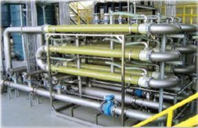 TMBR膜中水回用系统
