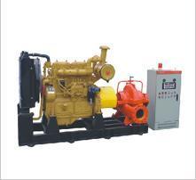 XBC-TPOW型柴油机消防泵组