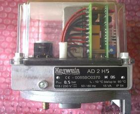 德国检漏仪AD2H5 G07德国HEGWEIN上海办