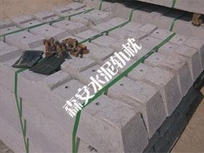 螺栓水泥轨与木枕的对比矿用螺栓水泥轨枕优势