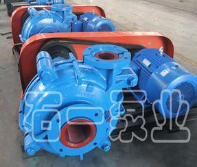 4/3c-AH渣浆泵 耐磨泵 卧式泵 杂质泵
