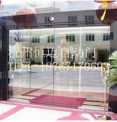 杭州自动门报价,杭州自动感应门安装