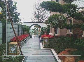 广州花园设计五行园林制作哪家好