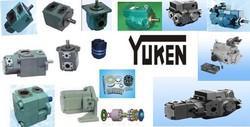 日本油研YUKEN柱塞泵