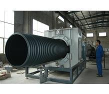 供应国标赤峰HDPE双壁波纹管,直径200
