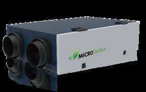 MICRO'AirSun/瑞博恩新风系统-全热交换机