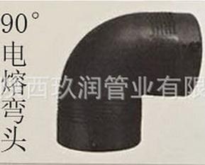 PESI孔网钢带陕西玖润聚乙烯复合管件90°