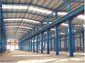 厂房钢结构防腐