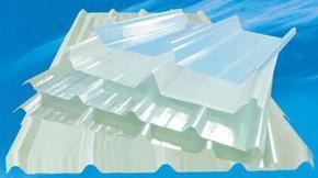 FRP玻璃钢采光瓦采光带