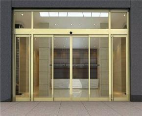 青岛玻璃门安装公司,青岛感应门安装公司
