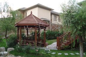 北京别墅园林绿化