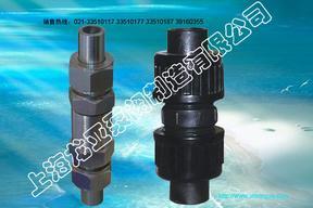 计量泵配件之单向阀-截止阀
