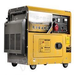 工地用5KW小型柴油发电机