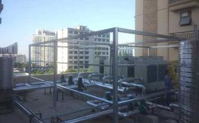 柳州冷卻塔噪音治理工程