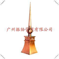 铜避雷针,铜宝顶,铜塔尖