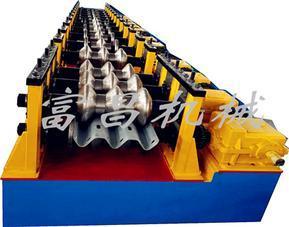 W型钢护栏板生产设备