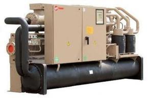 供应麦克维尔水源热泵螺杆机报低压维修