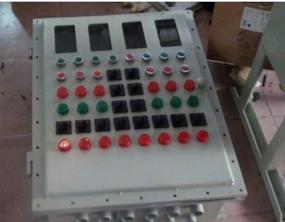 防爆控制箱厂家,誉光防爆控制箱,不锈钢防爆箱
