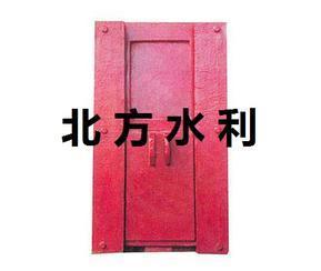 北方PZ-防腐蚀平板铸铁闸门