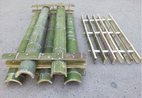 内蒙古竹格填料、包头竹片填料、竹子填料