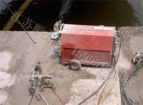 管道水下切割施工