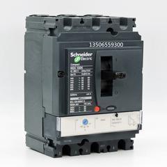 施耐德断路器 NSX100N TMD 100 3P3D F