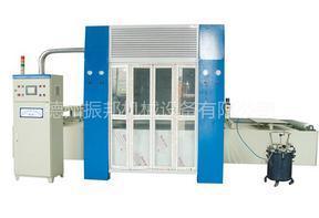 振邦机械行业先锋外墙保温装饰一体板设备