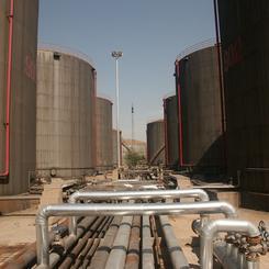 油罐自動排水控制技術
