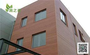 生态木外墙板_快装墙板_临沂共挤外墙板生产厂家