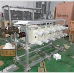 35KV电容器成套装置ZRTBBZW框架式电容器成套设备