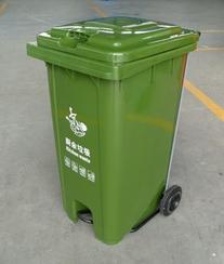 湖北地区垃圾桶生产厂家,湖北塑料垃圾桶厂-绿华公共设施