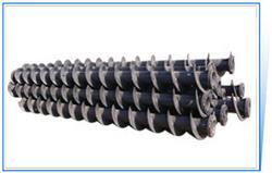 河北新河新钻公司长螺旋工程钻机钻杆钻头