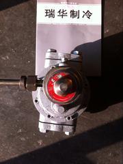 氨用恒压阀DN32制冷用螺杆机用REWA原厂